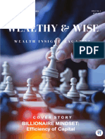 Wealthy & Wise ( May Edition)