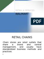 Walmart Retail Sem3