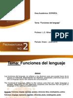 Minerva Funciones Del Lenguaje