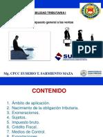 1. Impuesto General a Las Ventas