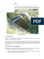 vertederos y disipadores de energia diseño hidraulico