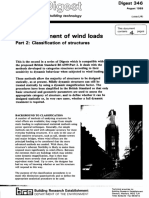 The Assessment of Wind Loads Pt2 Classification of Structures