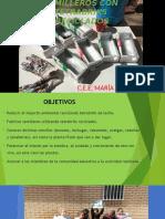 CEE María Soriano - Semilleros Con Tetrabricks Reciclados