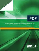 1. Agile Certified Practitioner Handbook