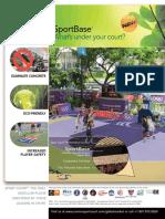 Sportbase Intl Leaflet