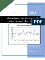 Manual Para La Elaboracion de Cartas de Control en Minitab