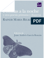 Rainer Maria Rilke - Poemas a la noche y otra poesia póstuma y dispersa .pdf
