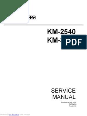 Kit di Manutenzione Kyocera MK 350 300000 pagine