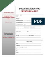 Dossier de Candidature-Formation Conception Sonore Interactive Pour Les Jeux Videos CNAM_ENJMIN_ SACEM 2016 (1)