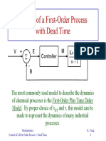 First-Order Process Time Delay 2002