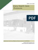 Medics PHC Protocols 3rd Edition
