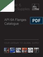 API 6A Flanges Brochure