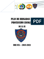 Formato de Plan Para Ie
