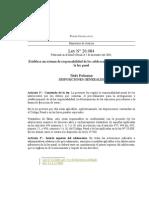 Ley No 20 084 Concordada