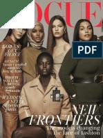 British Vogue - May 2018
