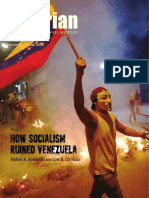 R. Acevedo, L. Cirocco - How Socialism Ruined Venezuela