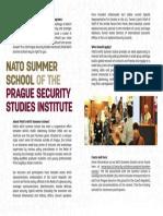 PSSI's NATO Summer School