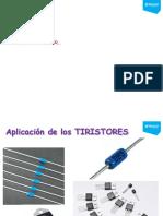 10 - Aplicaciones de Los Tiristores