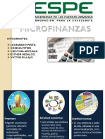 Microfinanzas Expo 2
