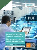 61886098 WinCC Adv Archive SQL Database En