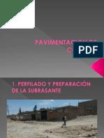Diapositivas de Pavimentacion de Concreto