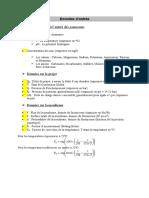 Démarche de Calcul - Dessallement