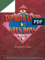 O Espírito Santo e Os Seus Dons