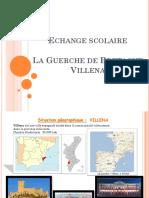 Diaporama Info Famille Echange Scolaire