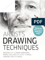Artists Drawing Techniques
