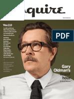 Esquire UK - Jan'18