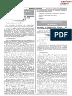 Aprueban el Reglamento Interno del Concejo Municipal del distrito de Huaura