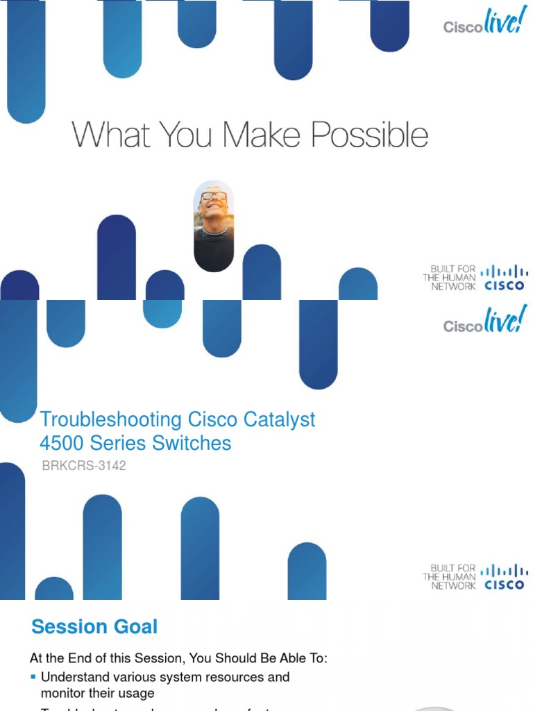 Troubleshooting Cisco Catalyst 4500 Series Switches | Network Packet