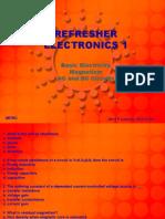 Refresher Electronics1