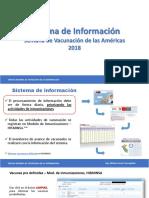 SVA2018 SI Inmunizaciones