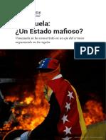 Siete razones para considerar a Venezuela un Estado mafioso (Informe de InSight Crime)
