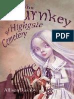 The Turnkey of Highgate Cemetery Chapter Sampler