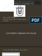 4.00 C°A°- TRACCION Y COMPRESION VIGAS C°A°
