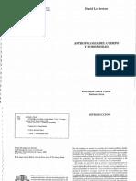 Antropología del cuerpo David Le breton.pdf