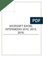 Excel- Intermedio 02