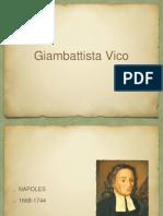 31. Giambattista Vico