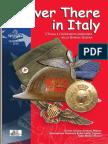 2018 Quaderno Sism Over There in Italy. L'Italia e l'Intervento Americano Nella Grande Guerra