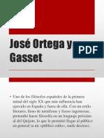 32. José Ortega y Gasset