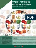 Alimentación y Nutrición 2007