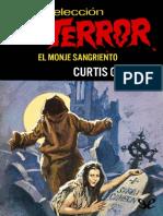 El Monje Sangriento Curtis Garland