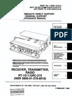 GRC-215 TM 11-5895-1318-24 RT-1511