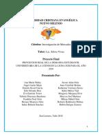 Informe de Investigacion de Mercado Consolidado Indira 2018 10 Corregido