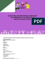 Guia para incorporar el enfoque de genero en las practicas educativas de JUNJI.pdf