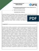 Respostas Esperadas - Enngenheiro_producao