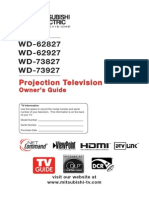 WD62927 Manual