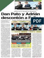 15-05-18 Dan Pato y Adrián descontón a Felipe